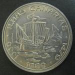 Монета. Португалия. 1989 г. 100 эскудо