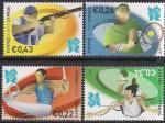 Кипр 2012 год. Летние Олимпийские игры в Лондоне (164.1230). 4 марки