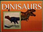 Коморы 2016 год. Динозавр. 1 малый лист