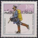 ФРГ 1994 год. День почтовой марки. 1 марка