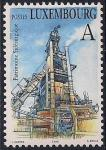 Люксембург 2000 год. Развитие индустрии. 1 марка