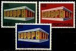 Португалия 1969 год. Европа. 3 марки