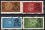 Польша 1972 год. 500 лет со дня рождения Н. Коперника. 4 гашёные марки