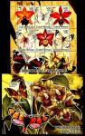 Гвинея-Бисау 2005 год. Цветы и бабочки. Малый лист + блок