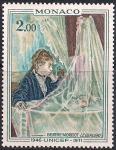 Монако 1972 год. 25 лет Детскому фонду ООН. 1 марка