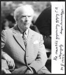 Фото с автографом гроссмейстера Андрэ Лилиенталя, 1998 г.