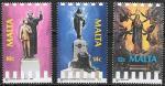 Мальта 1988 год. Религиозные события, 3 марки