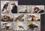 Конго (Заир) 1982 год. Птицы. 10 марок