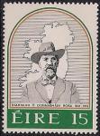 Ирландия 1981 год. 150 лет со дня рождения ирландского политика Донована Росса. 1 марка