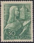 Португалия 1948 год. 300 лет со дня рождения святого Римско-Католической церкви Иоанна де Брито. 1 марка из серии