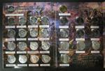 Набор монет. Отечественная Война 1812 г. 28 монет в альбоме. (ОПТ от 10 наборов по 824 руб.)