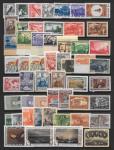 Годовой набор марок 1950 года