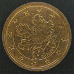 2 евро цента 2009 год. Германия