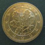 2 евро цента 2011 год. Германия