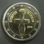 2 евро Кипр 2010 г.
