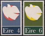 Ирландия 1972 год. День Памяти патриотов. 2 марки