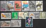 Набор марок Испании, 14 гашеных марок