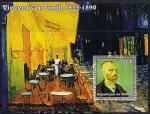 Чад 2002 год. Картины Винсента ван Гога. 2 блока
