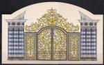 Россия 2006 год. 250 лет завершения строительства Большого Царскосельского дворца. Буклет