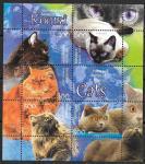Беларусь  2004 год. Кошки