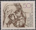 ФРГ 1978 год. 100 лет со дня рождения философа М. Бубера. 1 марка
