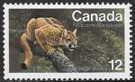 Канада 1977 год. Пума, 1 марка