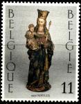 Бельгия 1993 год. Рождество. 1 марка