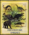 Невис, динозавры, малый лист