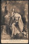 Почтовая карточка. Музей Версаля. Портрет Луи XIV