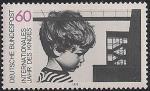 ФРГ 1979 год. Международный год ребёнка. 1 марка