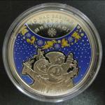 Монета 5 гривень. Украина 2016 г. Святой Николай