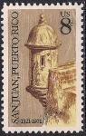 США 1971 год. 450 лет городу Сан-Хуан, Пуэрто-Рико. 1 марка