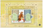 Украина 2020 год. Европа. Древние почтовые маршруты (UA1150). Блок/ буклет