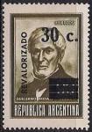 Аргентина 1975 год. Адмирал Уильям Браун. 1 марка
