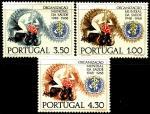 Португалия 1968 год. 20 лет Всемирной организации здравоохранения (ВОЗ). 3 марки
