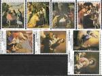 Гренада 1994 год. Рождество в искусстве, 8 марок