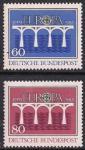 ФРГ 1984 год. Европа. 2 марки