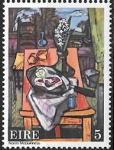 Ирландия 1974 год. Современное искусство, 1 марка
