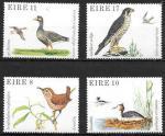 Ирландия 1979 год. Дикие птицы, 4 марки