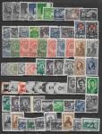 Годовой набор марок 1944 год. Гашеный. только марки