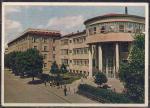 ПК. Минск. Библиотека им. В.И. Ленина, переоценка 1961 год, прошла почту