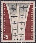 Берлин (ФРГ) 1949 год. Воздушный мост. 1 марка
