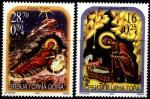 Сербия и Черногория 2004 год. Рождество. 2 марки