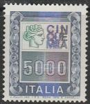 """Италия 1978 год. Почтовая марка """"Италия"""", 1 марка"""