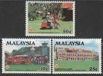 Малайзия 1978 год. IV Почтовая конференция Содружества, 3 марки