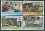 Свазиленд 1984 год. Образование, 4 марки