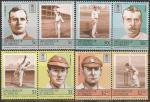 Гренадины и Сент-Винсент 1984 год. Крикет, 4 пары марок
