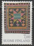 Финляндия 1982 год. Народное искусство, 1 марка