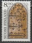 Финляндия 1983 год. Народное искусство, 1 марка