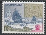 Монако 1981 год. Международный конгресс Арктического Комитета в Риме, 1 марка